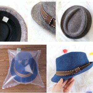 Mũ thời trang tre em