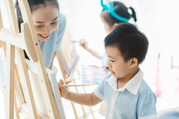 Những Cách Giúp Trẻ Thích Nghi Với Trường