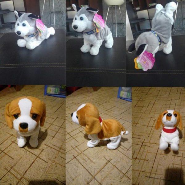 Chó Con Robot Có âm Thanh
