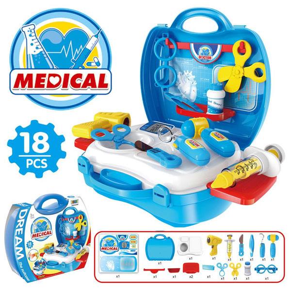 Bộ vali bác sỹ đồ chơi